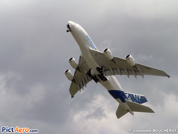 Airbus A380-861 (Airbus Industrie)