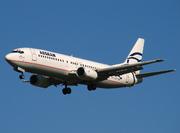 Boeing 737-46B (SX-BGX)