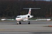 Gulfstream Aerospace G-1159 Gulfstream G-IITT (CN-ANL)