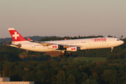 A340-300 - HB-JMI