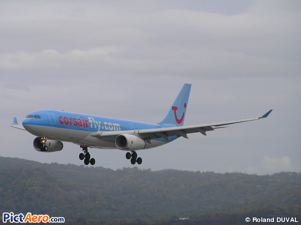 Airbus A330-243 (Corsairfly)