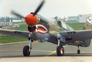 Curtiss P-40M Kittyhawk (F-AZPJ)