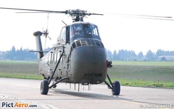 Sikorsky S-58C (Meravo Luftreederei)