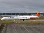 MD-83 - SX-BEU