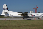 Fokker F-27-600 Friendship (D-ADEP)