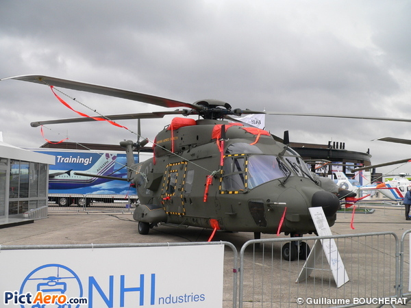 NH Industries NH-90 Hkp14A TTH (Sweden - Air Force)