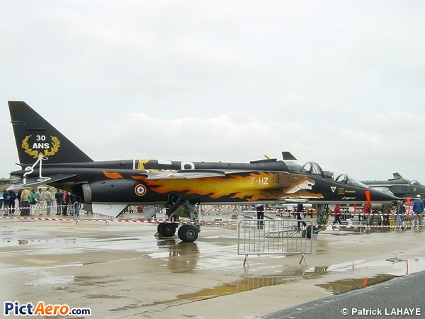 Sepecat Jaguar E (France - Air Force)