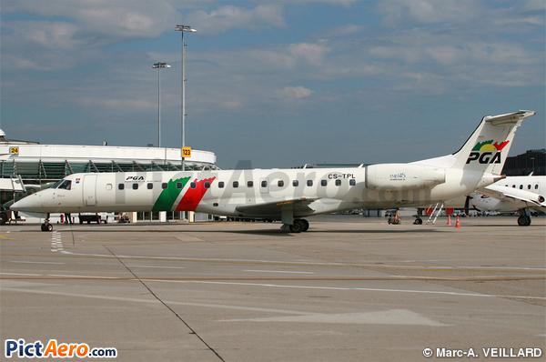 Embraer ERJ-145EP (PGA Portugália Airlines)