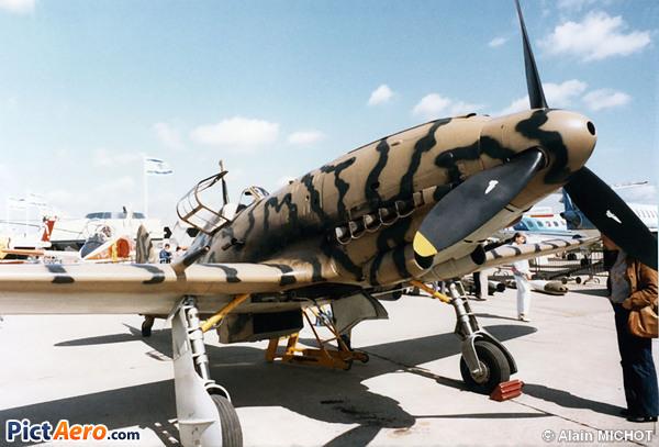 Macchi MC-205 Veltro (SIAI-Marchetti)