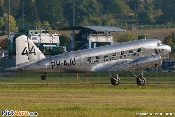 Douglas DC-2-142 (Aviodrome)