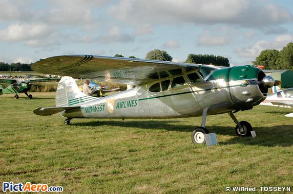 Cessna 195B (Baloche Michel)
