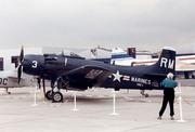 Douglas AD-4NA Skyraider (F-AZDQ)