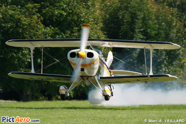 Pitts S-1D (Chandelle Philippe)