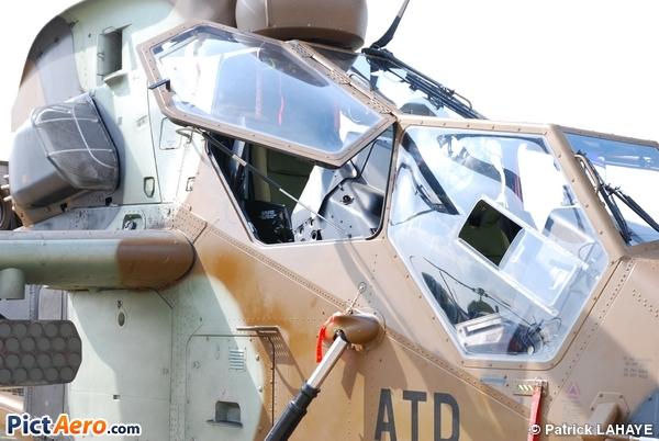 Eurocopter EC-665 HAP Tigre (France - Army)
