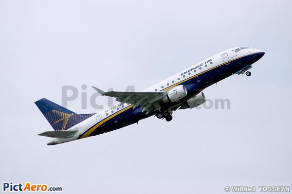 Embraer ERJ-175LR (Embraer)