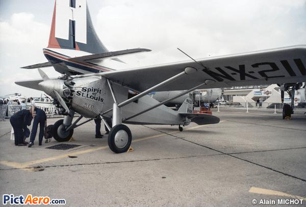 Ryan NYP (Spirit of St Louis) Replica (Experimental Aircraft Association (EAA))