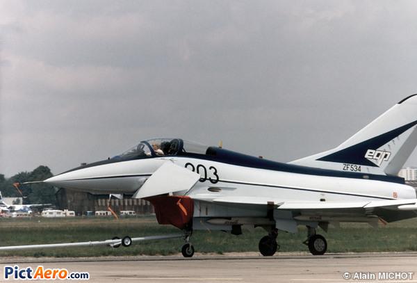 British Aerospace EAP (United Kingdom - Royal Air Force (RAF))