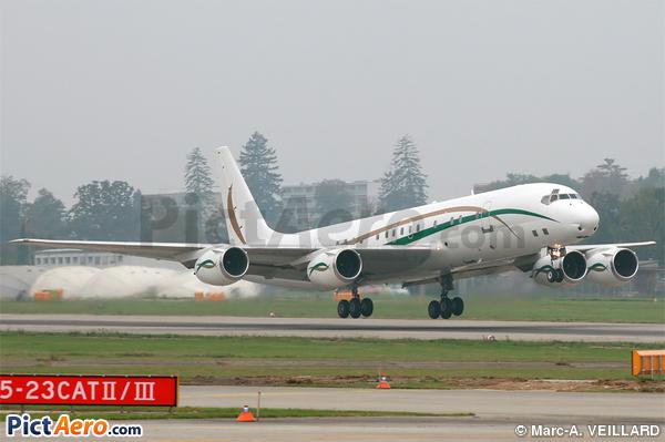 Douglas DC-8-72 (Jet Aviation Business Jets)