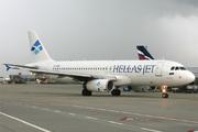 Airbus A320-232 (SX-BVB)