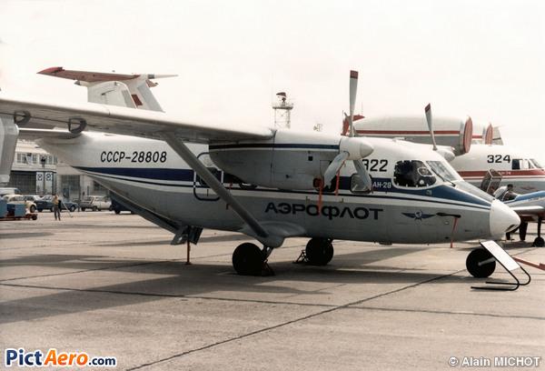 Antonov An-28 (Aeroflot)