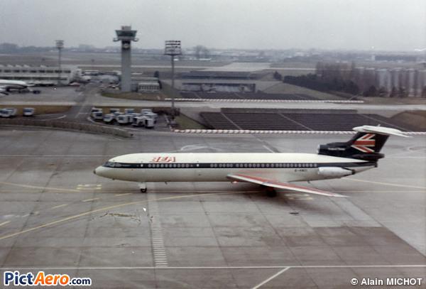Hawker Siddeley HS-121 Trident 3B-101 (British European Airways (BEA))