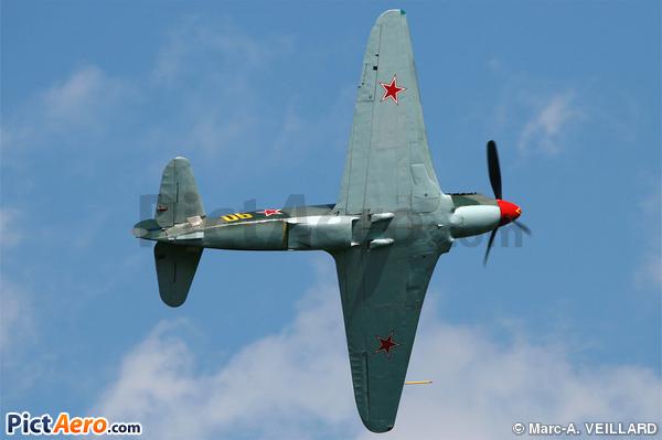 Yakovlev Yak-9U-M (Boschung Paul)