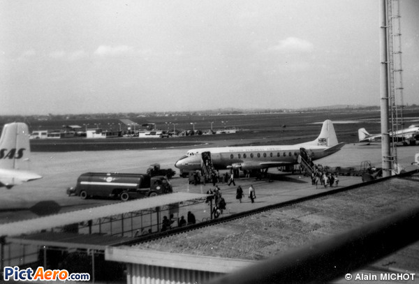 Vickers Viscount 806 (British European Airways (BEA))