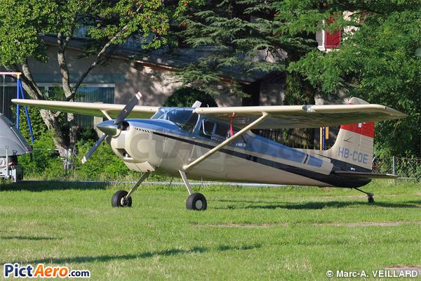 Cessna 180 Skywagon (COE & Co.)