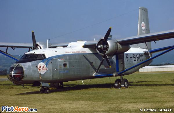 Hurel-Dubois HD-34 (Association des Mécaniciens Pilotes d'Aéronefs Anciens)