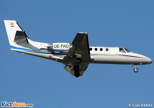 Cessna 550B Citation Bravo (Airlink Luftverkehrs)