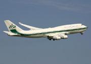 747-400 - HZ-WBT7