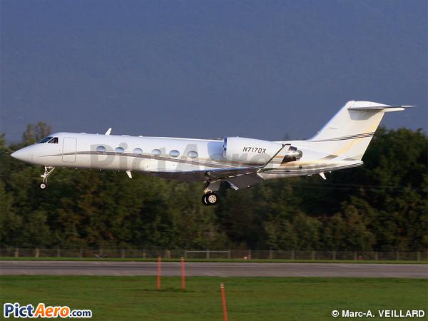 Gulfstream Aerospace G-IV Gulfstream IV-SP (Banc Of America Leasing & Capital Llc)