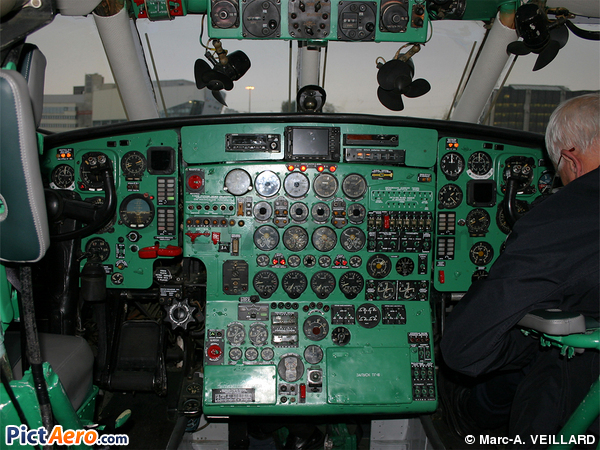 Antonov An-12BP Cub  (United International Airlines)