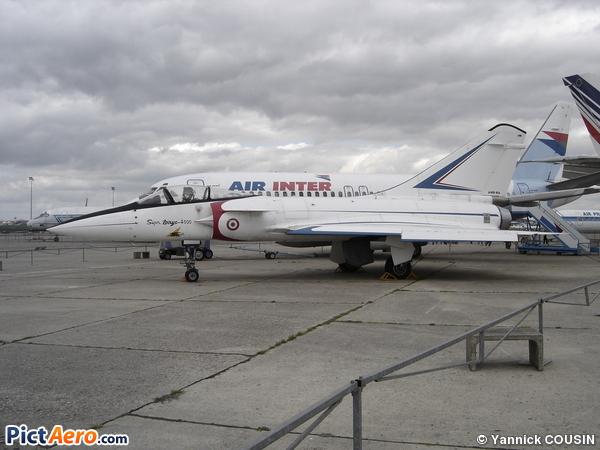 Dassault Mirage 4000 (Dassault Aviation)