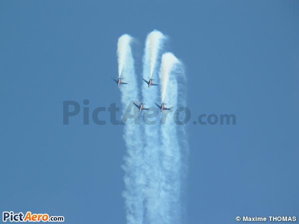 Dassault/Dornier Alpha Jet E (France - Air Force)