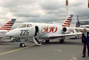 BAe-125-800A (N800BA)