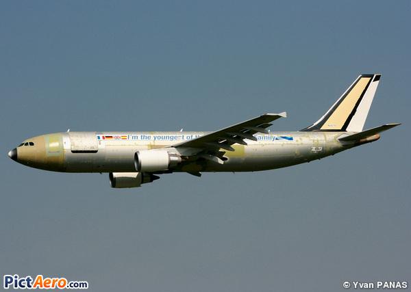 Airbus A300F4-605R (FedEx)
