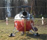 Sud SE-3160 Alouette III (HB-XOE)