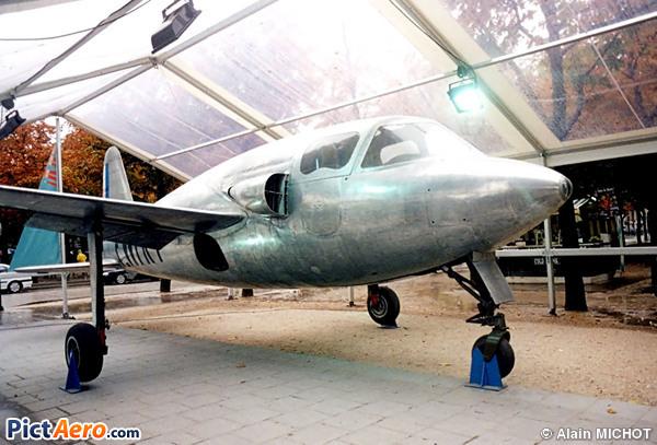 SNCASO SO-6000 Triton (Musée de l'Air et de l'Espace du Bourget)