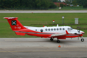 Beech Super King Air 350C (T-721)