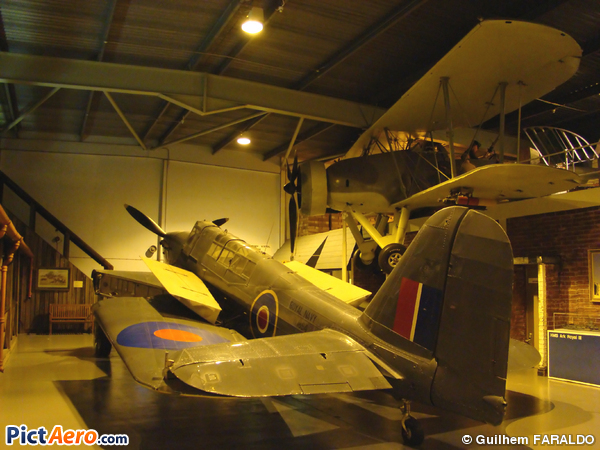Fairey Fulmar II (United Kingdom - Royal Navy)