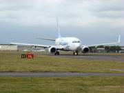 Boeing 737-8Q8 (5B-DBV)