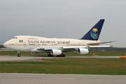 Boeing 747SP-68 - HZ-HM1B