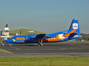 Fokker F-27-500 Friendship (TC-MBG)