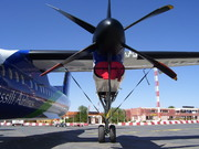 Dash8-Q400 - 7T-VCM