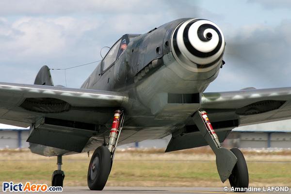 Messerschmitt Bf-109 G-10 (Privé)