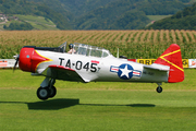North American T-6G Harvard 4 (HB-RDC)