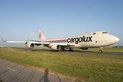 Boeing 747-400 - LX-FCV