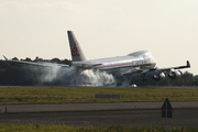 Boeing 747-400F - LX-LCV