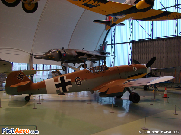 Messerschmitt Bf-109G-2 (Germany - Air Force)